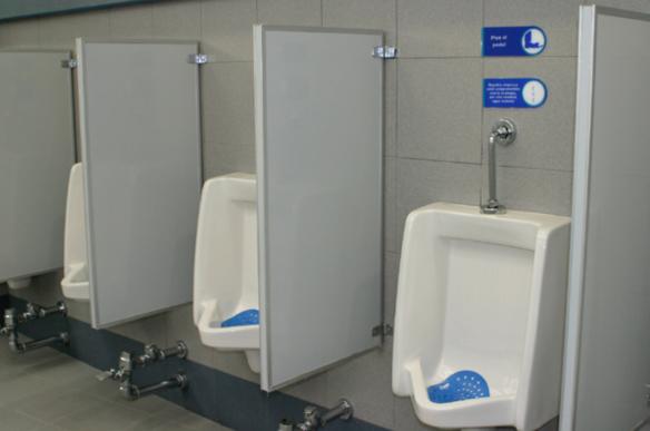 Desinfección y sanitización de baños.